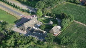 Buitenherberg ter Linde in Zuidwolde, Drenthe