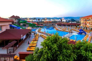 Eftalia Holiday Village in Alanya, Turkije