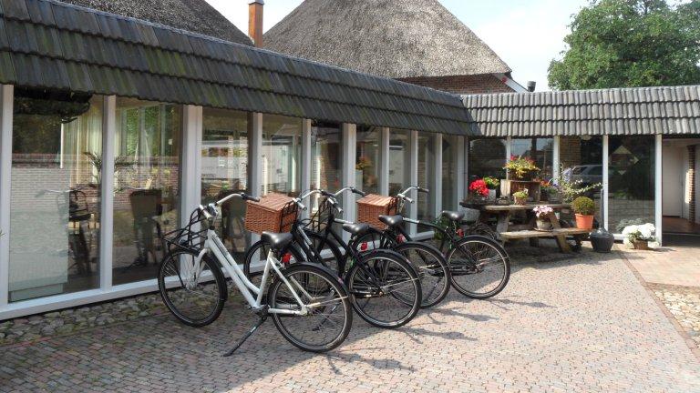Fietsverhuur van Buitenherberg ter Linde in Zuidwolde, Drenthe