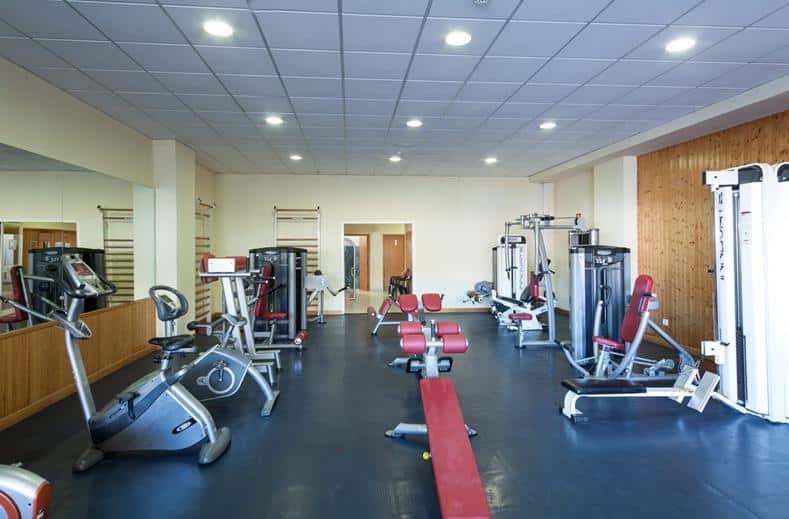 Fitness van Hotel Best Siroco in Benalmadena, Spanje