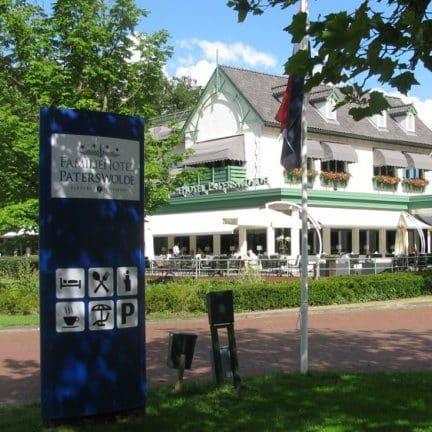 Fletcher Familiehotel Paterswolde in Eelde-Paterswolde, Drenthe