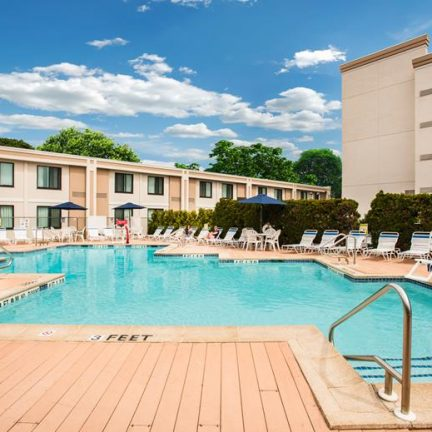 Holiday Inn Hasbrouck Heights in New Jersey, Verenigde Staten