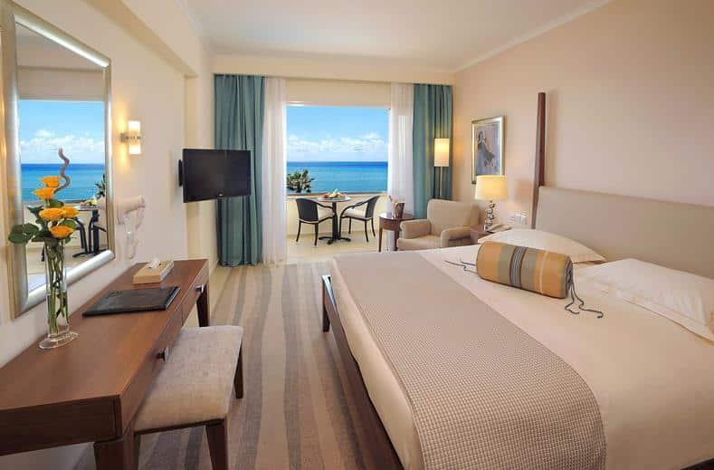 Hotelkamer van Alexander the Great Beach in Paphos, Cyprus