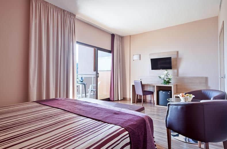 Hotelkamer van Hotel Triton in Benalmadena, Spanje