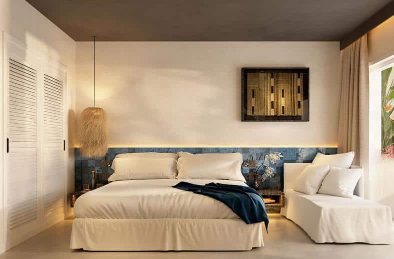 Hotelkamer van Jardin Tropical in Costa Adeje, Tenerife