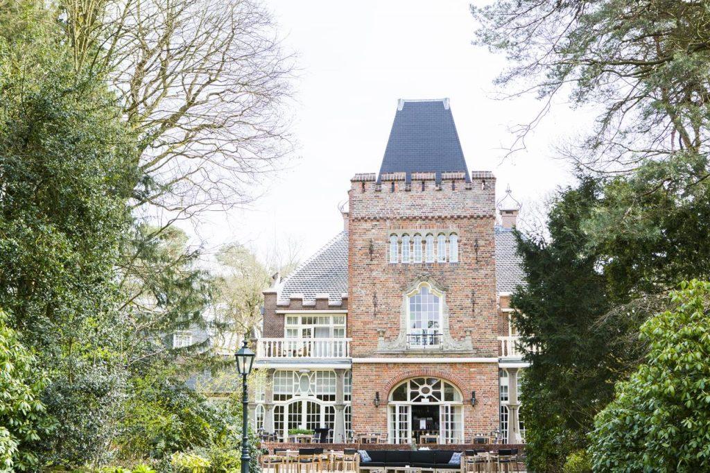 Kasteel Kerckebosch in Zeist, Utrecht