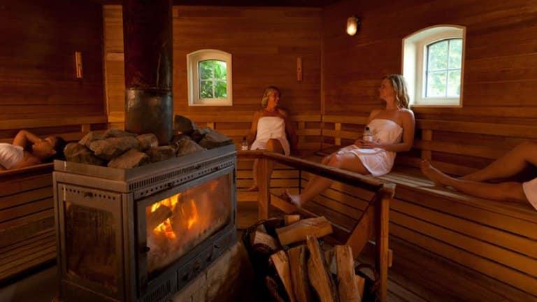 Sauna thermen Zuidwolde in Drenthe