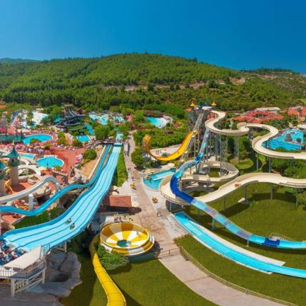 SPLASHWORLD Aqua Fantasy in Kusadasi, Turkije