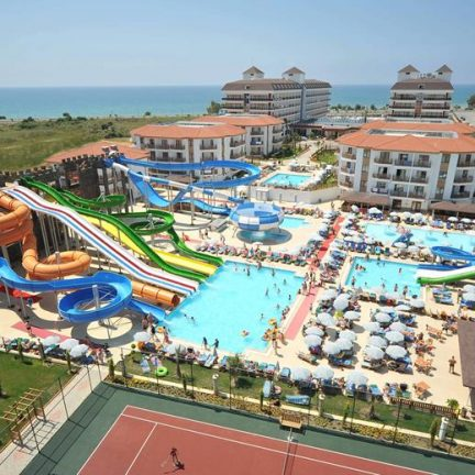 SPLASHWORLD Eftalia Aqua Resort en Spa in Alanya, Turkije