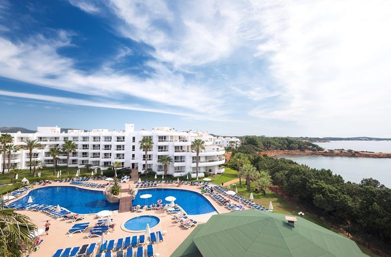 Tropic Garden in Santa Eulalia, Ibiza