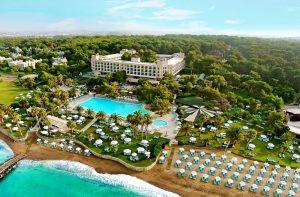 Turquoise Resort in Side, Turkije