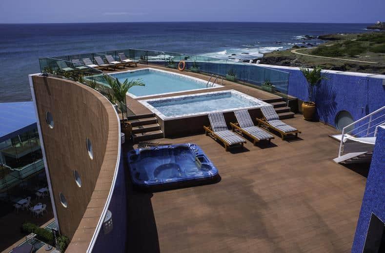 Vip Praia in Santiago, Kaapverdie