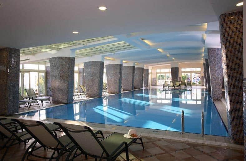 Binnenbad La Blanche Resort en Spa in Turgutreis, Turkije