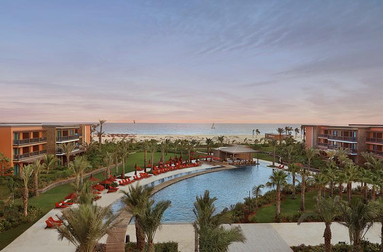 Hilton Cabo Verde Sal Resort in Santa Maria, Kaapverdië