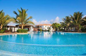 Melia Tortuga Beach Resort en Spa in Santa Maria, Sal