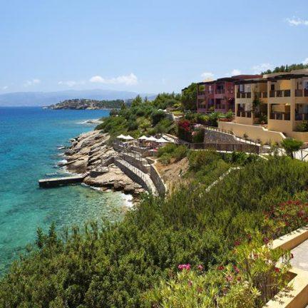 Aparthotel Candia Park Village in Agios Nikolaos, Kreta