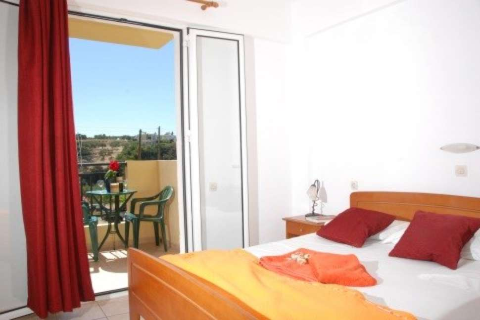 appartement van Appartementen Golden Valentin in Chersonissos, Kreta