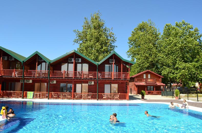 Appartement van Hotel Mizo in Ohrid, Macedonië
