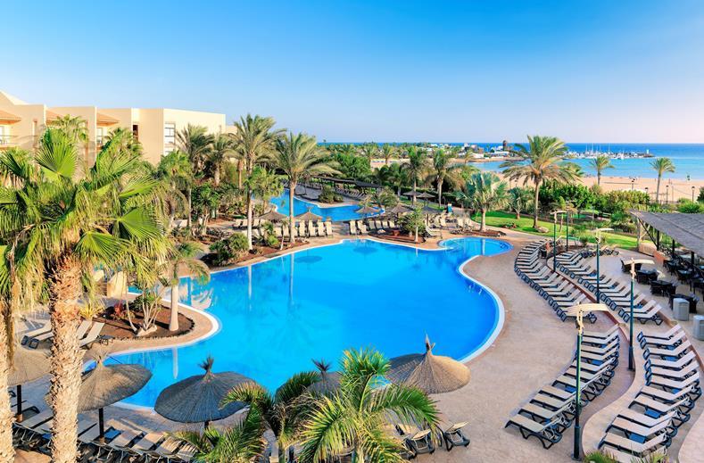 Zwembad van Barceló Fuerteventura Thalasso Spa in Caleta de Fuste, Fuerteventura