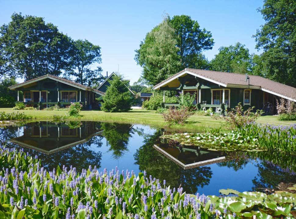 Bungalowpark Hoogersmilde in Hoogersmilde, Drenthe