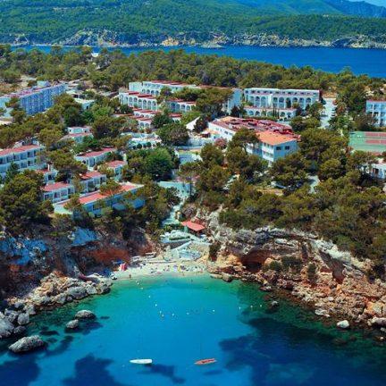 Club Portinatx in Portinatx, Ibiza