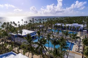 Clubhotel Riu Bambu in Punta Cana, Dominicaanse Republiek