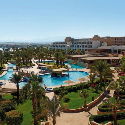 Fort Arabesque Resort, spa en villas in hurghada, Egypte