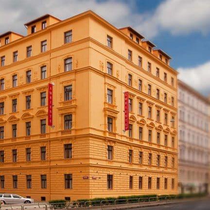 Hotel Ambiance in Praag, Tsjechië