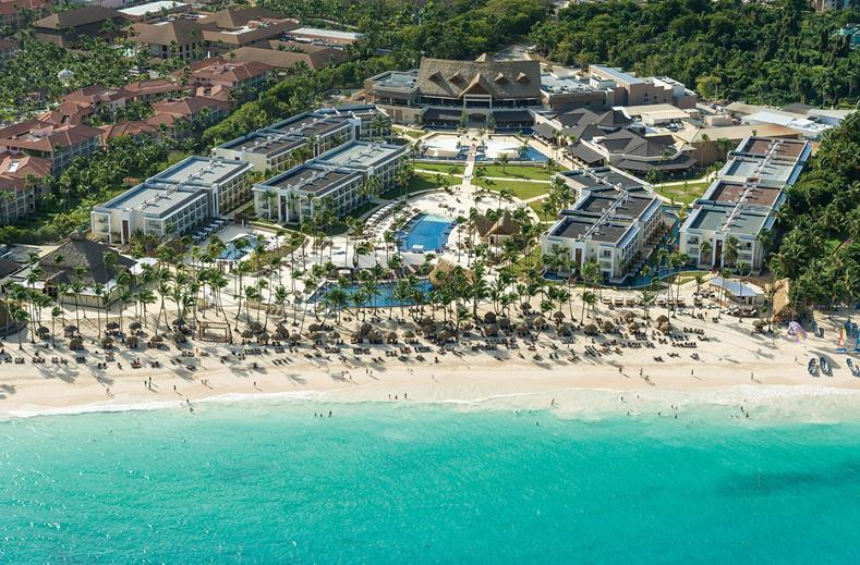 Hotel Royalton Punta Cana in Punta Cana, Dominicaanse Republiek