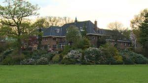 Hotel Wyllandrie in Ootmarsum, Overijssel