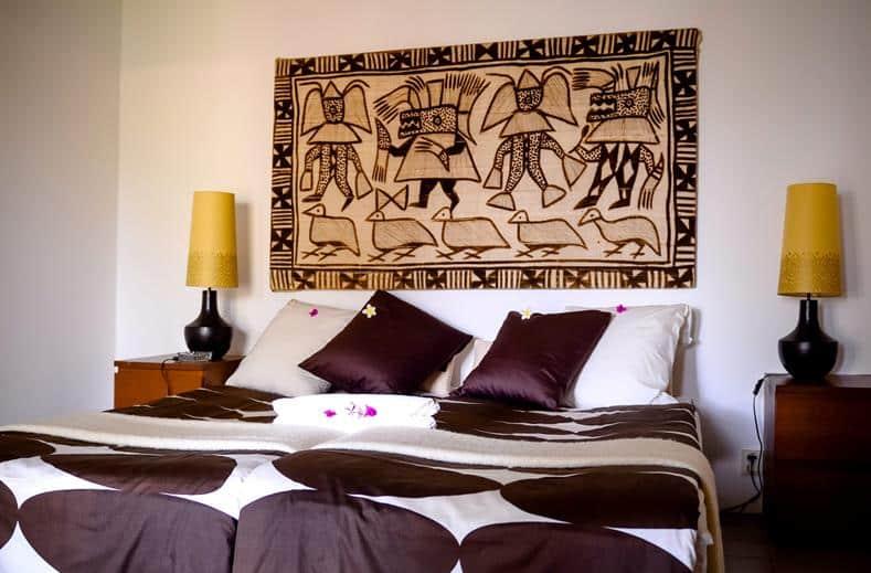 Hotelkamer van Hotel Bakotu in Kotu, Gambia