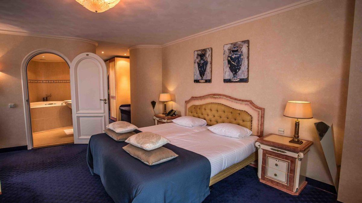 Hotel De Koperen Hoogte in Zwolle, Overijssel