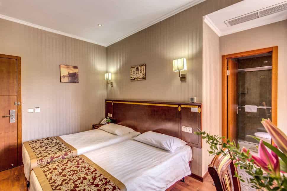 Hotelkamer van hotel Rome love in rome, Italie
