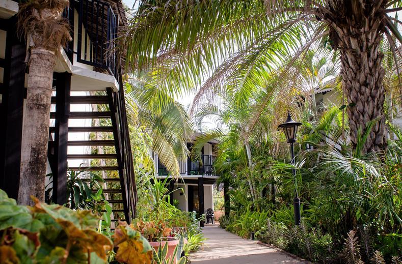 Hotel Bakotu in Kotu, Gambia