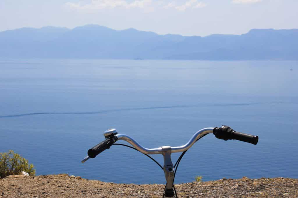 Fietsen op Kos, Griekenland