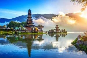 Pura Ulun dunu Bratan Tempel, Bali