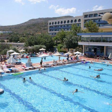 Royal Belvedere in Chersonissos, Kreta