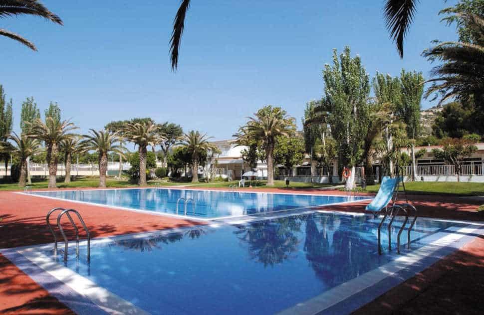 Zwembaden van Camping Valldaro in Platja d'Aro, Spanje