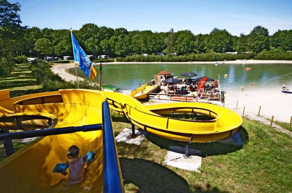 Bungalowpark Hoogersmilde in Drenthe