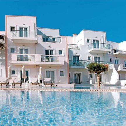 Appartementen Acrogiali in Malia, Kreta