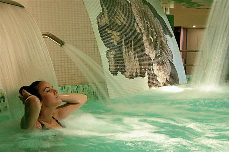Wellnesscenter van Hotel Beatriz Playa en Spa in Puerto del Carmen,