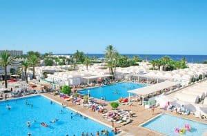 Hotel El Mouradi Club Kantaoui in Port el Kantaoui, Tunesië