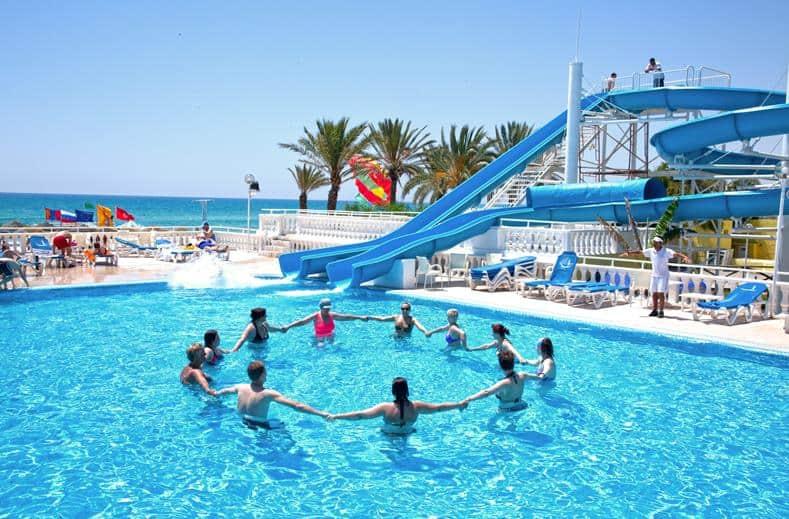 Hotel Samira Club in Hammamet, Tunesië