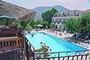 Hotel Theofilos in Petra, Lesbos