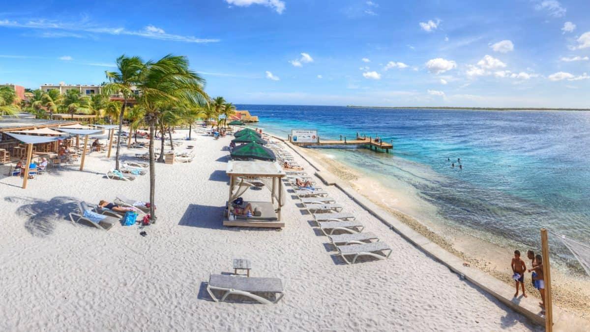 Eden Beach Resort in Kralendijk, Bonaire
