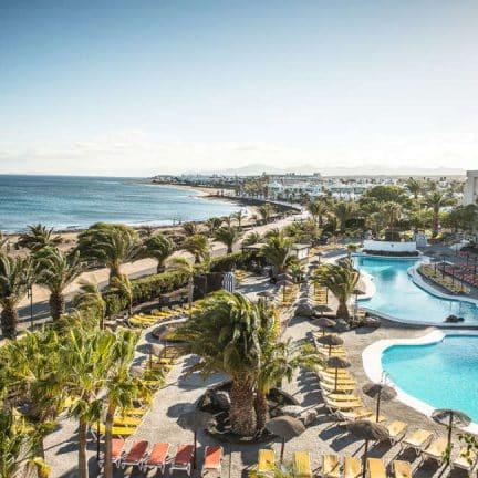 Hotel Beatriz Playa en Spa in Puerto del Carmen, Lanzarote