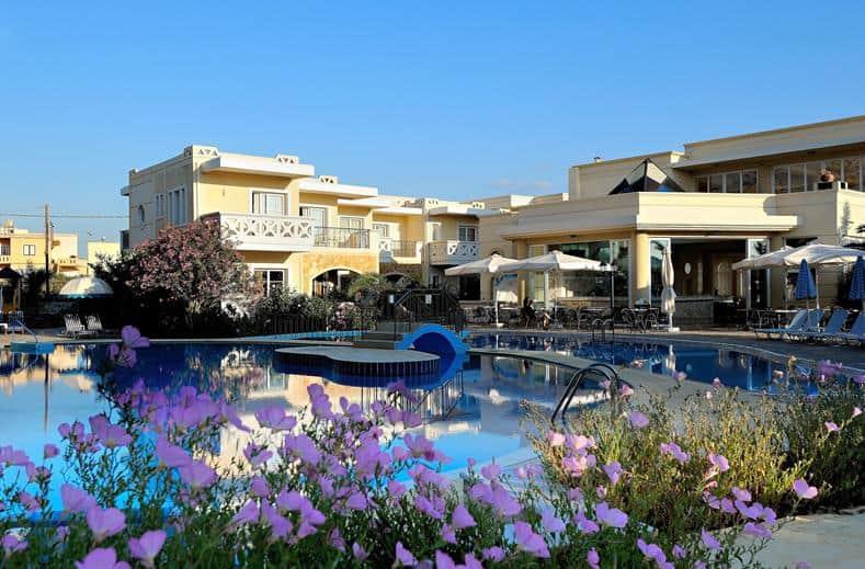 Kastalia village hotel in Kamisiana, Kreta