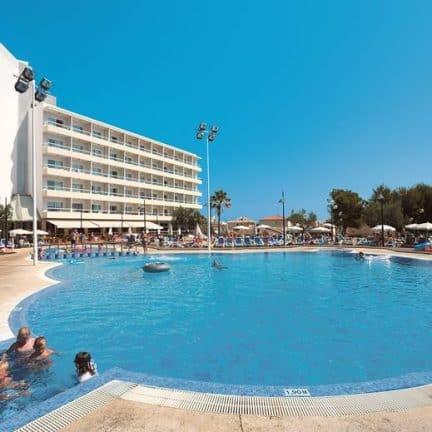 Hotel Suneoclub Haiti in Ca'n Picafort, Mallorca