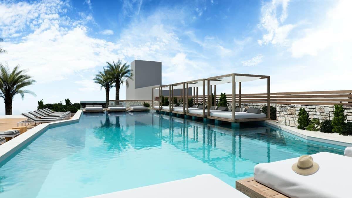 Samian Mare Hotel Suites & Spa in Karlovassi, Samos