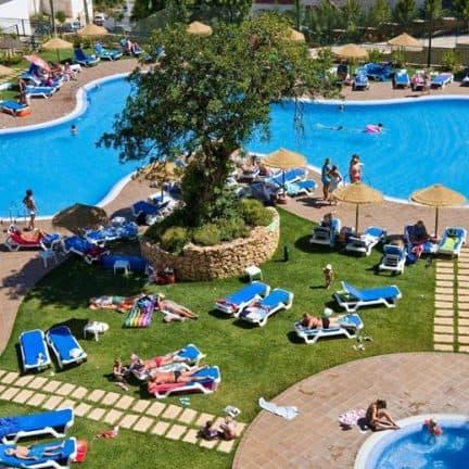 Zwembad van Cerro Mar Garden in Albufeira, Portugal